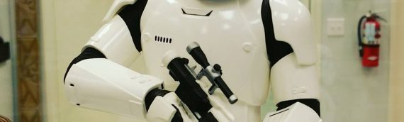 Gentle Giant – Stormtrooper First Order Mini-Buste