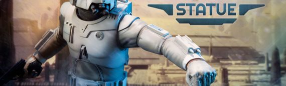 Sideshow Collectibles – Boba Fett Ralph McQuarrie Statue