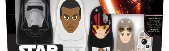 The Force Awakens – Nesting dolls