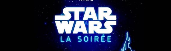 Star Wars – The Force Awakens Night Party à Disneyland Paris