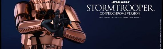 Hot Toys – Stromtrooper Chocoolate Edition
