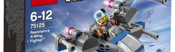 LEGO Star Wars – Première wave de 2016