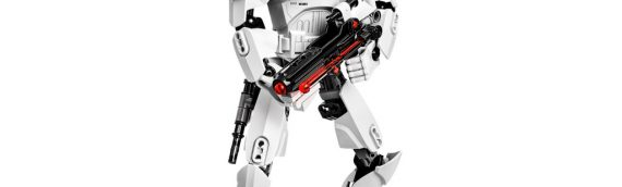 LEGO – Buildable Figures The Force Awakens