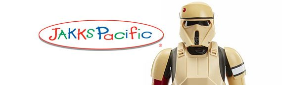 Jakks Pacific : Shoretrooper & Hover Tank Driver Big Figs