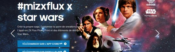Adidas – ZX Flux  » mi Star Wars «