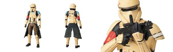 Medicom – MAFEX Rogue One Shoretrooper