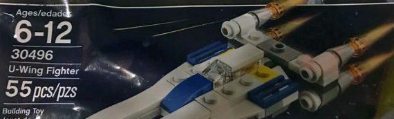 LEGO : U-Wing polybag