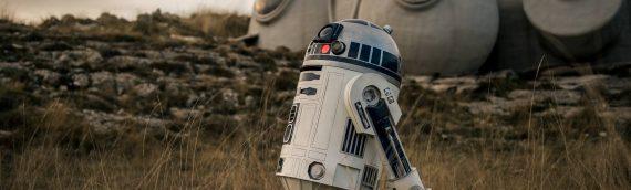 """R2's Escape"" par Renaud Guerin"