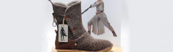 PO-ZU : Les chaussures de Rey
