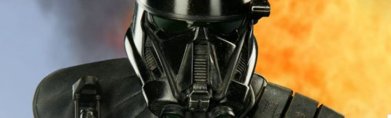 Sideshow Collectibles : la conception du Death Trooper Premium Format