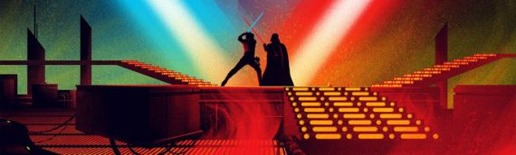 Mondo art – Keving Tong Star Wars Duels