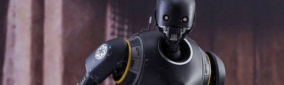 Hot Toys : Rogue One K-2SO Sixth Scale Figure