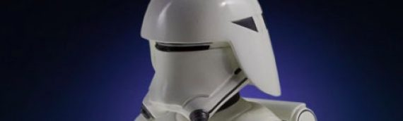 Gentle Giant – First Order Snowtrooper Classic Mini Bust