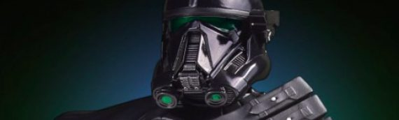 Gentle Giant – Death Trooper Specialist Classic Mini Bust