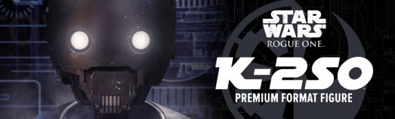 Sideshow Collectibles : K-2SO Premium Format en teaser video