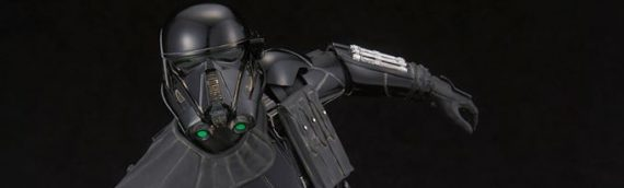 Kotobukiya – Death Trooper ArtFX Statue