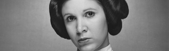 La princesse Leia a rejoint la Force