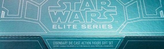 Disney Store – Star Wars Elite Serie 7-pack