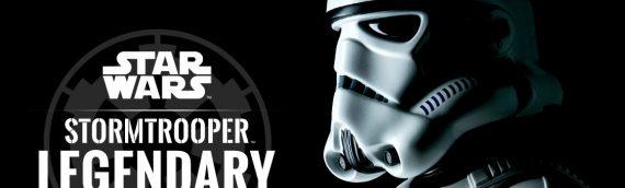 Sideshow Collectibles : Stormtrooper Legendary Scale Figure