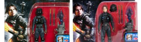 Hasbro – Une variante pour Jyn Imperial Ground Crew