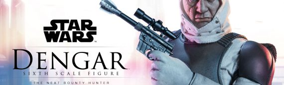 Sideshow Collectibles – Dengar Sixth Scale Figure