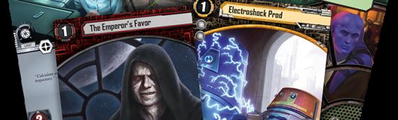 Fantasy Flight Games : nouvelle extension pour le jeu de cartes Star Wars