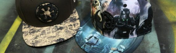 New Era Cap lance ses produits Rogue One