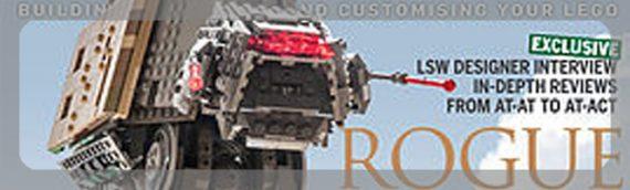 Blocks Magazine : numéro dédié à Rogue One