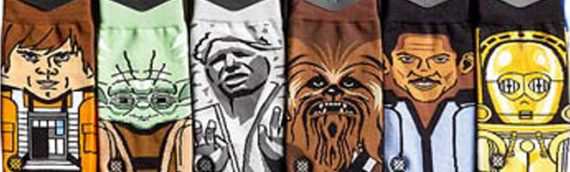 Chaussettes Star Wars by Kickz