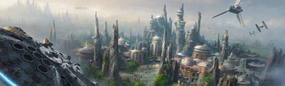 Disneyland – Star Wars Theme Park