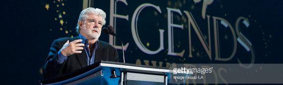 D23 Expo – George Lucas reçoit un Disney Legend Award