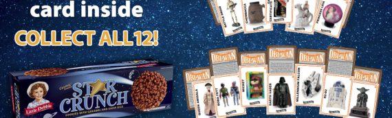 Little Debbie & Rancho Obi-Wan : concours Star Crunch