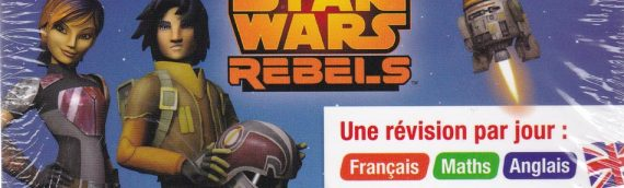 Calendrier scolaire Star Wars Rebels