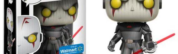 Funko Pop – Les inquisiteurs en exclu chez Walmart