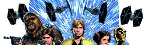 Panini Comics – Les couvertures des deux premiers Albums Star Wars
