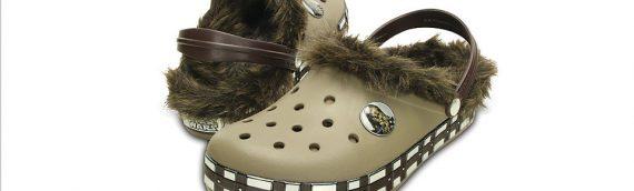 Crocs : Nouveau modèle Star Wars Chewbacca