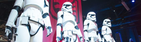 The Force Awakens à la D23 Expo