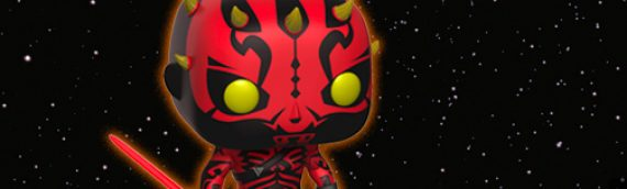 Smuggler's Bounty Box – Darth Maul Rebels Exclusive Funko Pop