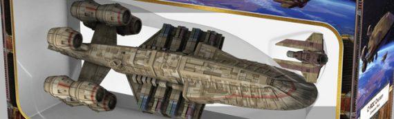 Fantasy Flight Games : C-ROC Cruiser Expansion Pack