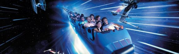 Disneyland Paris : Hyperspace Mountain ouvrira le 8 avril 2017