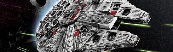 LEGO : nouvelle rumeur d'un éventuel Faucon Millenium UCS en 2017