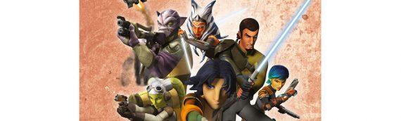 Delcourt : sortie de Star Wars Rebels volume 5