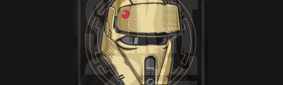 Tee-Shirt du Shoretrooper par SilkIt2Me