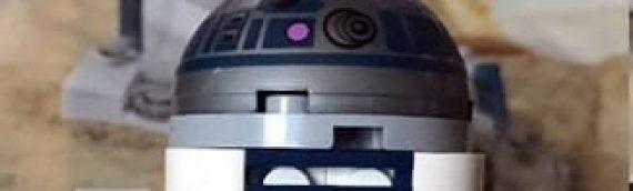 LEGO : un nouveau polybag R2-D2