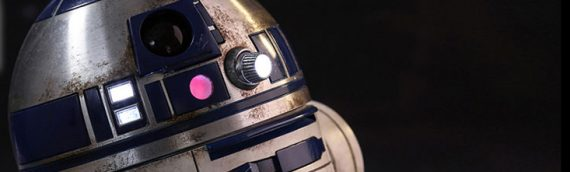 Hot Toys : R2-D2 Sixth Scale Figure