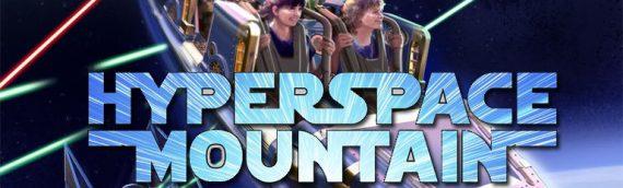Disneyland Paris – Hyperspace Mountain se dévoile en vidéo