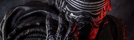 Iron Studios – Kylo Ren Legacy Replica 1/4 Scale Statue