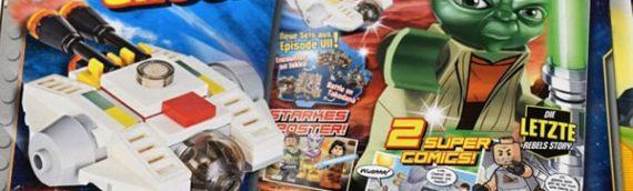 LEGO Magazine – Numéro 20