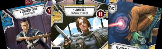 Fantasy Flight Games : Spirit of the Rebellion – nouvelle extension pour Star Wars Destiny