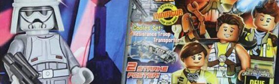 LEGO Star Wars Magazine : encore une minifig dans le numéro de mars